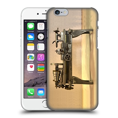 OFFICIAL CELEBRATE LIFE GALLERY TOOLS Lathe Hard Back Case for Apple iPhone 6 / 6s