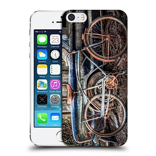 OFFICIAL CELEBRATE LIFE GALLERY BICYCLE Vintage Transportation Hard Back Case for Apple iPhone 5 / 5