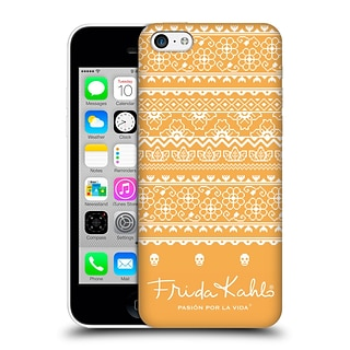 OFFICIAL FRIDA KAHLO COYOACAN PATTERNS Lace Hard Back Case for Apple iPhone 5c