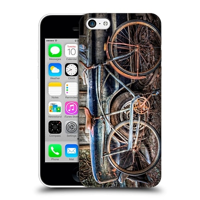 OFFICIAL CELEBRATE LIFE GALLERY BICYCLE Vintage Transportation Hard Back Case for Apple iPhone 5c