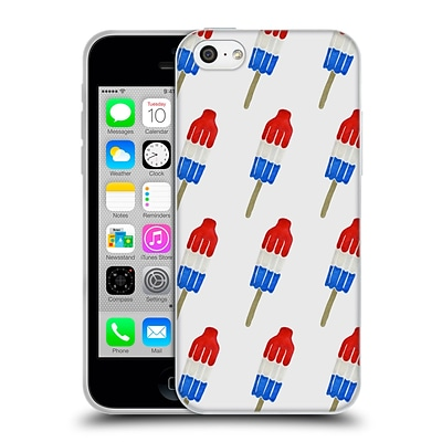 OFFICIAL CAT COQUILLETTE SWEETS Bomb Pop Soft Gel Case for Apple iPhone 5c