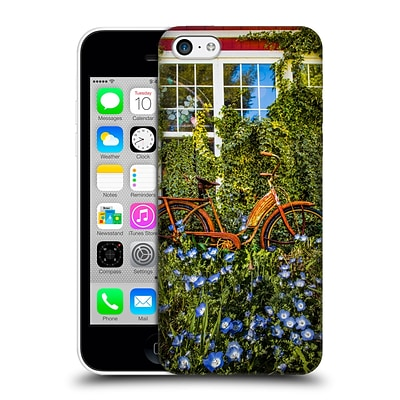 OFFICIAL CELEBRATE LIFE GALLERY BICYCLE Sitting Pretty Hard Back Case for Apple iPhone 5c