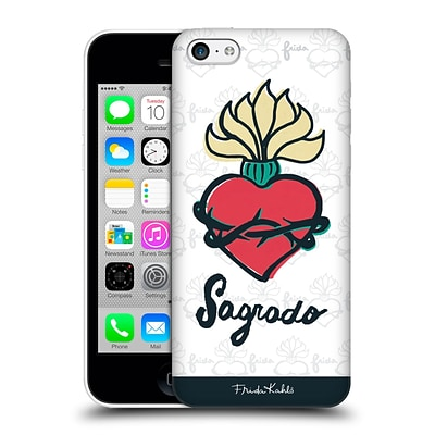 OFFICIAL FRIDA KAHLO DOODLE Sacred Hard Back Case for Apple iPhone 5c