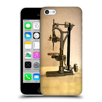 OFFICIAL CELEBRATE LIFE GALLERY TOOLS Drill Press Hard Back Case for Apple iPhone 5c