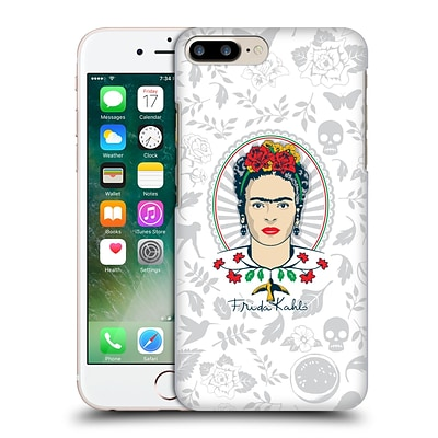 OFFICIAL FRIDA KAHLO ICONS Portrait Hard Back Case for Apple iPhone 7 Plus
