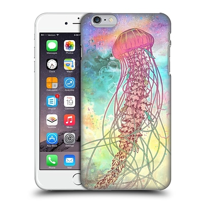 OFFICIAL MAT MILLER OCEANS Space Jelly Hard Back Case for Apple iPhone 6 Plus / 6s Plus