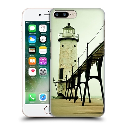 OFFICIAL OLIVIA JOY STCLAIRE OCEAN Lighthouse Hard Back Case for Apple iPhone 7 Plus