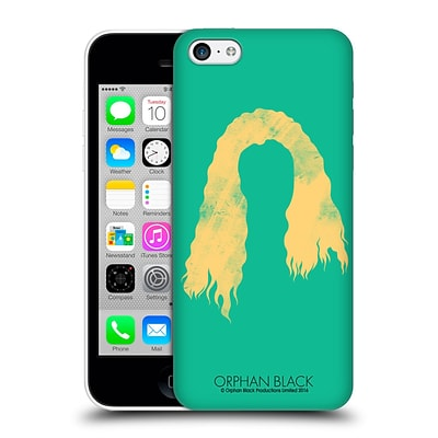 OFFICIAL ORPHAN BLACK CRAZY SCIENCE Helena Hard Back Case for Apple iPhone 5c