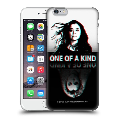 OFFICIAL ORPHAN BLACK ONE OF A KIND Sestra Hard Back Case for Apple iPhone 6 Plus / 6s Plus