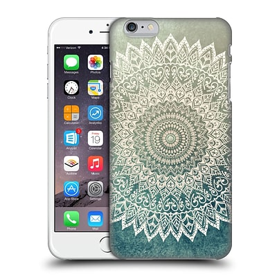 OFFICIAL NIKA MARTINEZ MANDALA Autumn Leaves Hard Back Case for Apple iPhone 6 Plus / 6s Plus