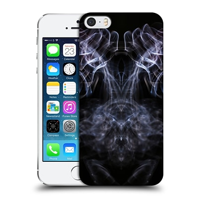 OFFICIAL ELENA KULIKOVA FUMES Smoke Patterns 11 Hard Back Case for Apple iPhone 5 / 5s / SE