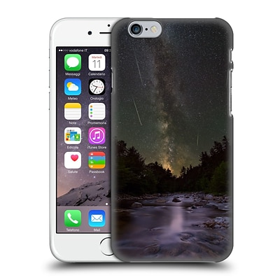 OFFICIAL MICHAEL BLANCHETTE NIGHT SKY A River Runs Through It Hard Back Case for Apple iPhone 6 / 6s