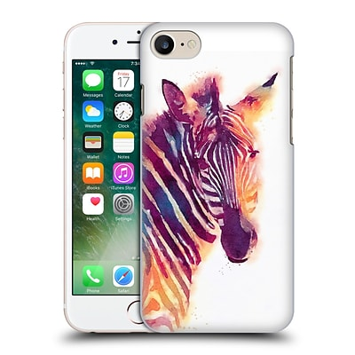 OFFICIAL JACQUELINE MALDONADO ANIMALS The Articulate Hard Back Case for Apple iPhone 7