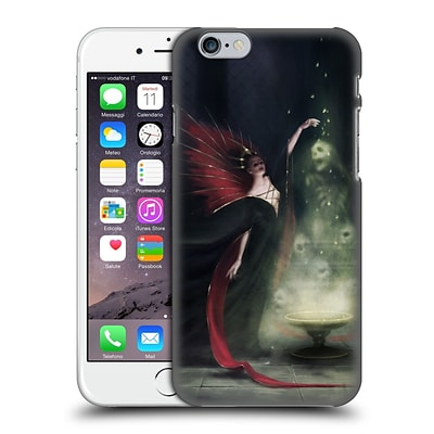 OFFICIAL MÉLANIE DELON MYSTERY Damnantion Hard Back Case for Apple iPhone 6 / 6s