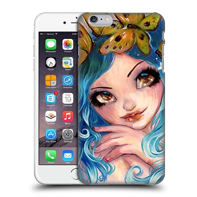 OFFICIAL NATASHA WESCOAT FANTASY Crown of Butterflies Hard Back Case for Apple iPhone 6 Plus / 6s Plus