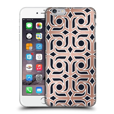 OFFICIAL MAGDALENA HRISTOVA ORNAMENTS Rose Gold Hard Back Case for Apple iPhone 6 Plus / 6s Plus