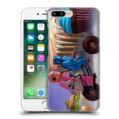 OFFICIAL ERIC JOYNER DONUTS Misty Path Hard Back Case for Apple iPhone 7 Plus