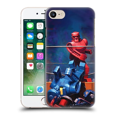OFFICIAL ERIC JOYNER ROBO Sock Hard Back Case for Apple iPhone 7