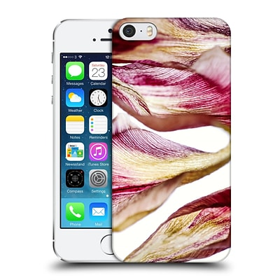OFFICIAL ELENA KULIKOVA BLOOMS Lilly Petals Hard Back Case for Apple iPhone 5 / 5s / SE
