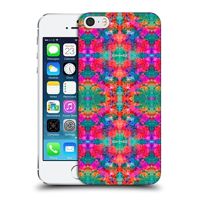 OFFICIAL AMY SIA KALEIDOSCOPE 2 Psychedelic Hard Back Case for Apple iPhone 5 / 5s / SE
