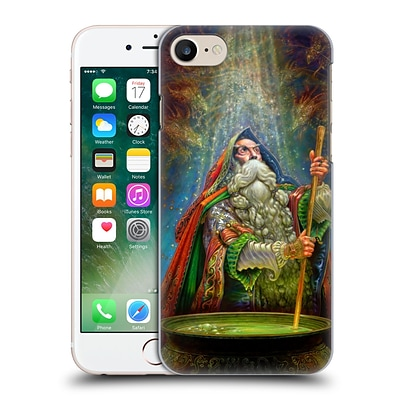 OFFICIAL MYLES PINKNEY ART The Cauldron Hard Back Case for Apple iPhone 7