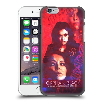 OFFICIAL ORPHAN BLACK CHARACTERS Sarah Hard Back Case for Apple iPhone 6 / 6s