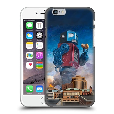 OFFICIAL ERIC JOYNER DONUTS Lunch Time Hard Back Case for Apple iPhone 6 / 6s