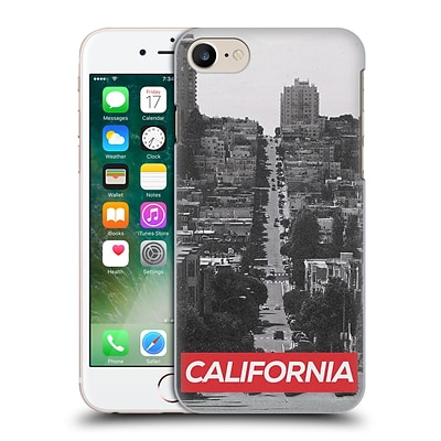 OFFICIAL EFTY PLACES California Hard Back Case for Apple iPhone 7