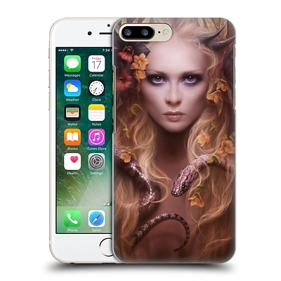 OFFICIAL MÉLANIE DELON GODDESS Run Hard Back Case for Apple iPhone 7 Plus
