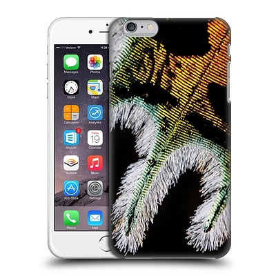 OFFICIAL ELENA KULIKOVA PLUMES Shimmering Madagascan Sunset Moth 2 Hard Back Case for Apple iPhone 6 Plus / 6s Plus