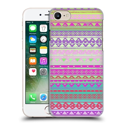 OFFICIAL NIKA MARTINEZ TRIBAL PRINTS Summer Native Bandana Hard Back Case for Apple iPhone 7