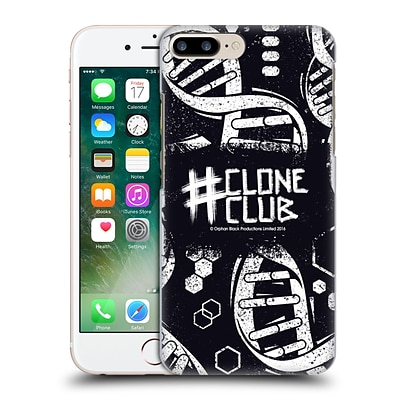 OFFICIAL ORPHAN BLACK SESTRAS Clone Club Hard Back Case for Apple iPhone 7 Plus