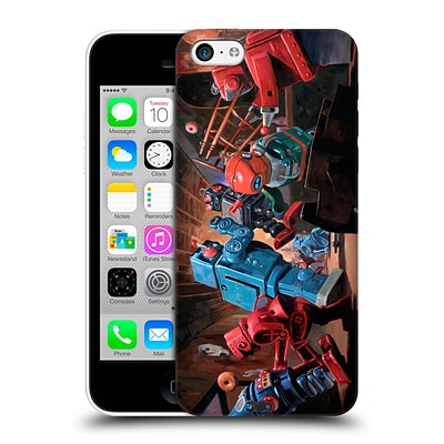 OFFICIAL ERIC JOYNER ROBO Malfunction Mute Hard Back Case for Apple iPhone 5c