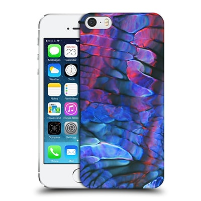 OFFICIAL DJUNO TOMSNI ABSTRACT 2 Paths Hard Back Case for Apple iPhone 5 / 5s / SE