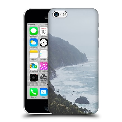 OFFICIAL LUKE GRAM BEACHES New Zealand IV Hard Back Case for Apple iPhone 5c