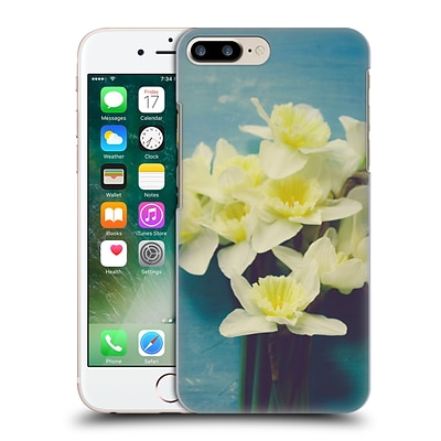 OFFICIAL OLIVIA JOY STCLAIRE ON THE TABLE Daffodil Bouquet Hard Back Case for Apple iPhone 7 Plus