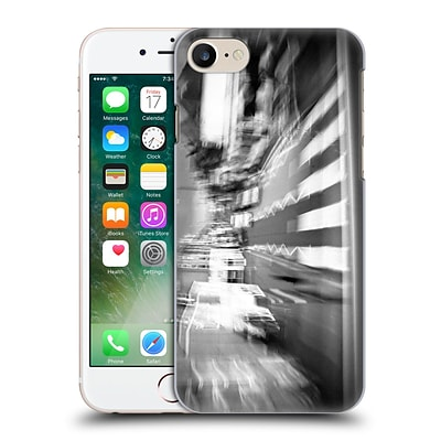 OFFICIAL DORIT FUHG CITY STREET LIFE Suburbia Hard Back Case for Apple iPhone 7