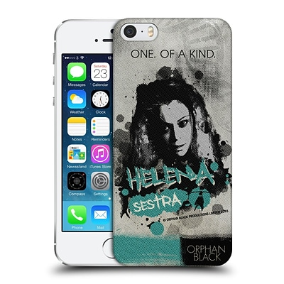 OFFICIAL ORPHAN BLACK POSTERS Helena Hard Back Case for Apple iPhone 5 / 5s / SE