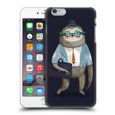 OFFICIAL OILIKKI SLOTH Office Hard Back Case for Apple iPhone 6 Plus / 6s Plus