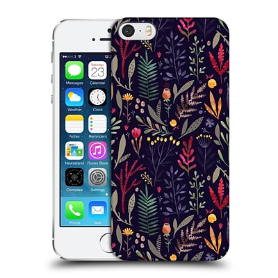 OFFICIAL OILIKKI PATTERNS Botanical Hard Back Case for Apple iPhone 5 / 5s / SE