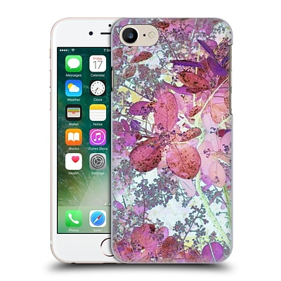 OFFICIAL MAGDALENA HRISTOVA SECRET GARDEN Pink Hard Back Case for Apple iPhone 7