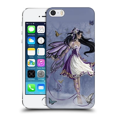 OFFICIAL NENE THOMAS FAIRIES Violet Melody Hard Back Case for Apple iPhone 5 / 5s / SE