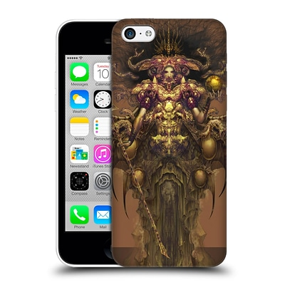 OFFICIAL LA WILLIAMS FANTASY Medusa Hard Back Case for Apple iPhone 5c