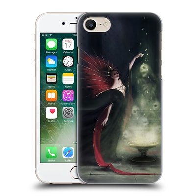 OFFICIAL MÉLANIE DELON MYSTERY Damnantion Hard Back Case for Apple iPhone 7