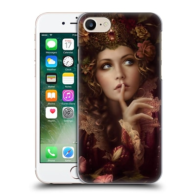 OFFICIAL MÉLANIE DELON GODDESS Whispers Hard Back Case for Apple iPhone 7