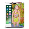 OFFICIAL MAGDALENA HRISTOVA GIRL Multicolour 2 Hard Back Case for Apple iPhone 7 Plus