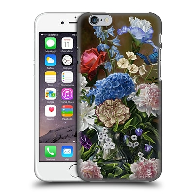 OFFICIAL NENE THOMAS FLORALS Bouquet in Blue Hard Back Case for Apple iPhone 6 / 6s