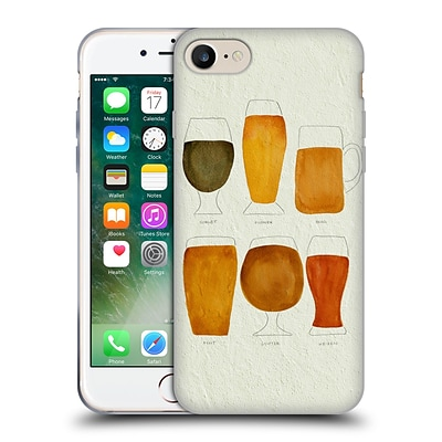 OFFICIAL CAT COQUILLETTE MIXED DRINKS Beer Soft Gel Case for Apple iPhone 7