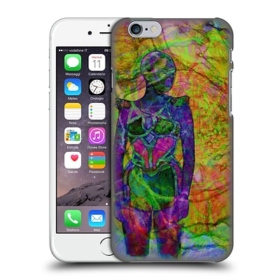 OFFICIAL MAGDALENA HRISTOVA GIRL Multicolour 3 Hard Back Case for Apple iPhone 6 / 6s