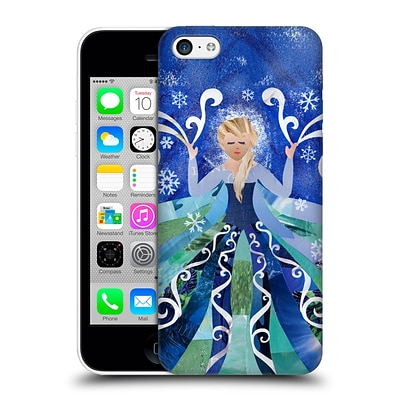OFFICIAL ARTPOPTART POP CULTURE Ice Queen Hard Back Case for Apple iPhone 5c